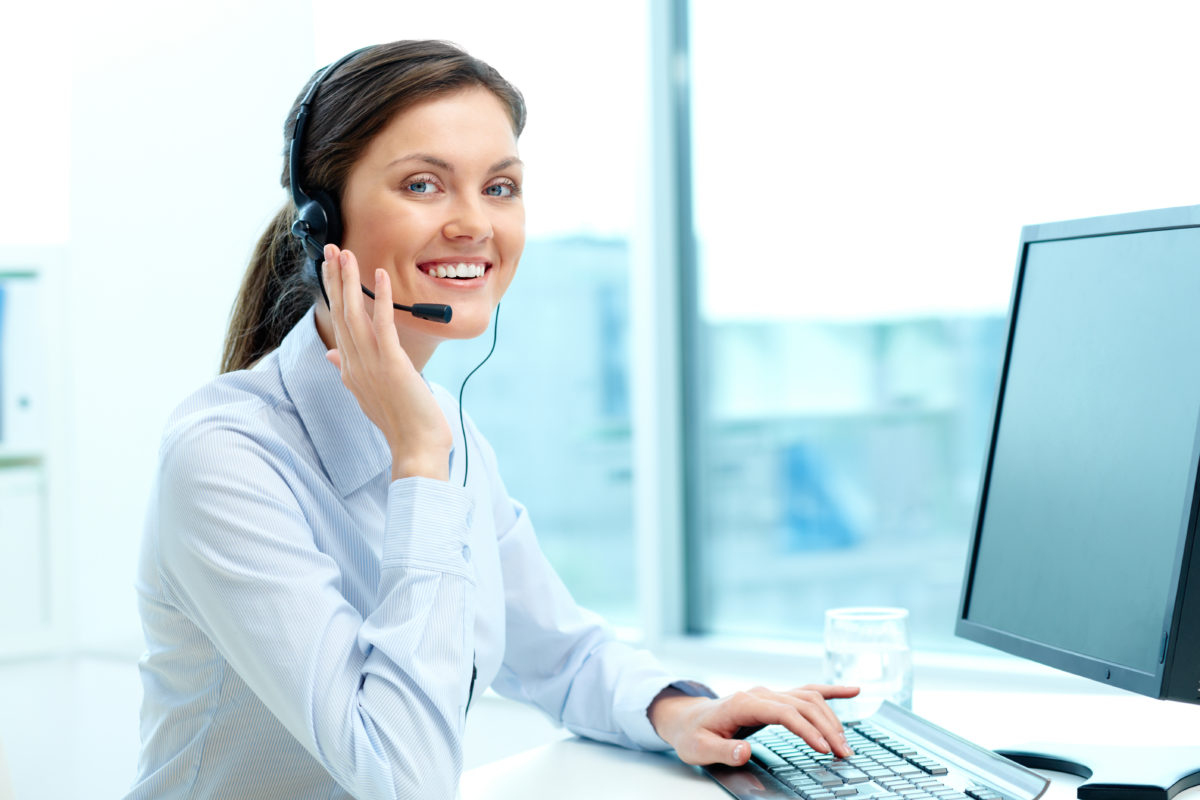 call center executive