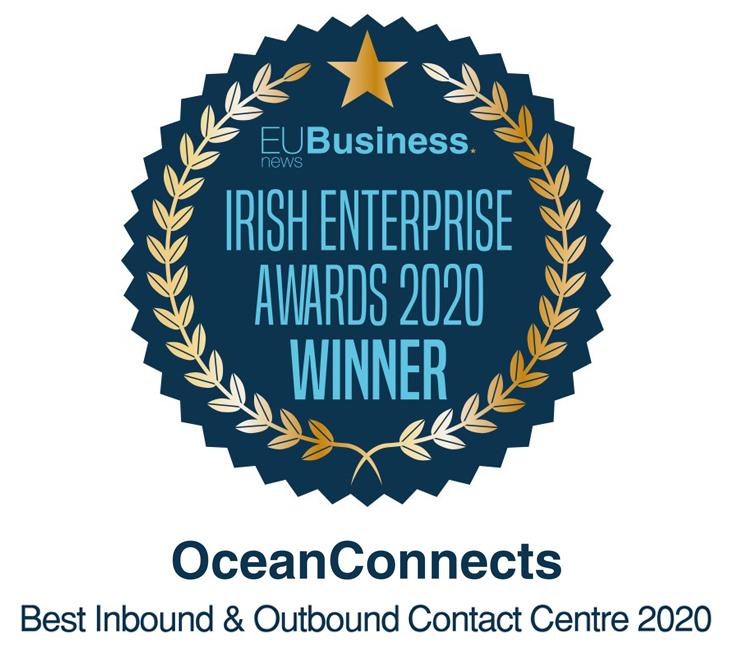 Oceanconnects Awards Irish Enterprise Awards 2020